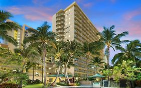 Marriott Courtyard Honolulu