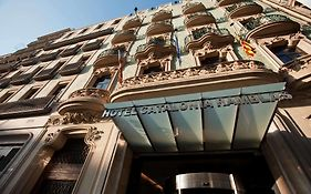 Catalonia Ramblas 4* Sup photos Exterior