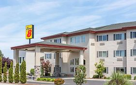 Super 8 Central Point Oregon