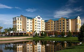 Fairfield Inn Suites By Marriott Orlando At Seaworld  United States