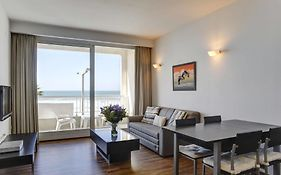 Gorgeous 1 Bedroom Suite With Ocean View Tel Aviv - Sfu 45718