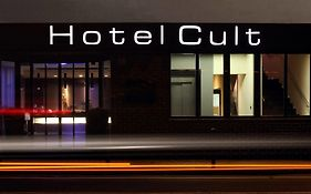Hotel Cult Frankfurt City photos Exterior