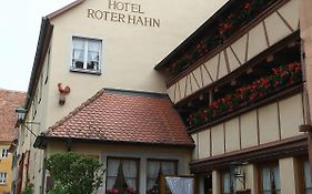 Hotel Roter Hahn Rothenburg