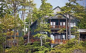Middle Beach Lodge Tofino  Canada