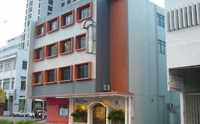 Accordian Hotel Malacca photos Exterior