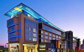 Aloft Oklahoma City Downtown - Bricktown Oklahoma City, Ok