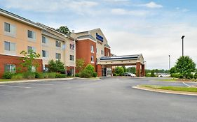 Fairfield Inn And Suites Asheboro Nc