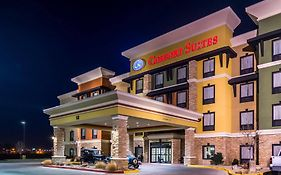 Comfort Suites Amarillo Texas