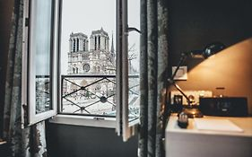 Hotel Le Notre Dame Saint Michel Paris 3* France