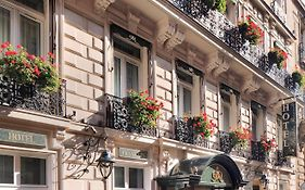 Hotel Franklin d Roosevelt Paris France