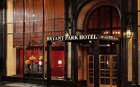 Bryant Park Hotel New York City