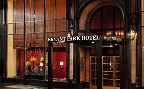 The Bryant Park Hotel New York City
