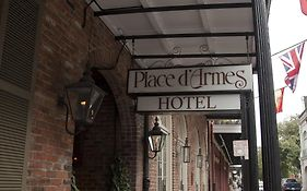 The Place d Armes Hotel