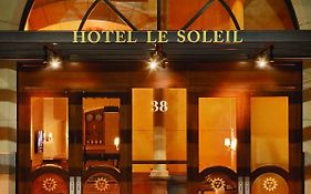 Executive Hotel le Soleil New York New York