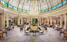 Westin Palace Hotel in Madrid Spain