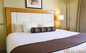 Budget Inn Patricia Hotel Vancouver Bc