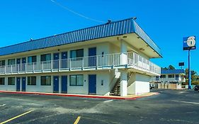 Motel 6 Russellville Arkansas