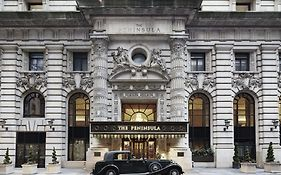 Peninsula Hotel in New York