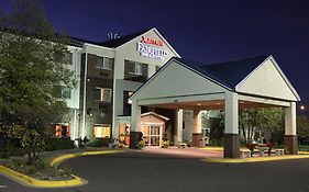 Fairfield Inn And Suites Minneapolis St. Paul/roseville