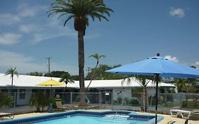 Palm Court Motel Dunedin Fl