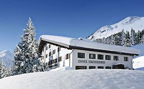 Hotel Hinterwies Lech