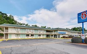Motel 6 Tuscaloosa Alabama