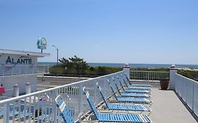 The Alante Oceanfront Motel North Wildwood