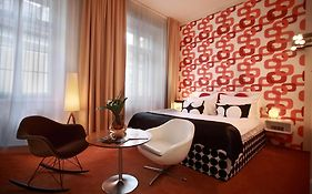 Vintage Design Hotel Sax Prague