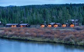 The Turpin Meadow Ranch Hotel Moran
