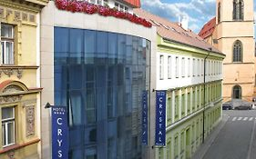 Crystal Palace Hotel Prague