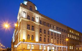 Kosher Hotel King David Prague photos Exterior