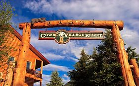 Cowboy Village Resort Jackson Wyoming