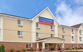 Candlewood Suites Airport South Bend Indiana
