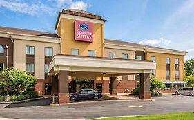 Comfort Suites Fairview Heights Illinois