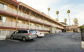 Hollywood la Brea Motel Los Angeles