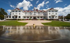 The Stanley Hotel in Colorado