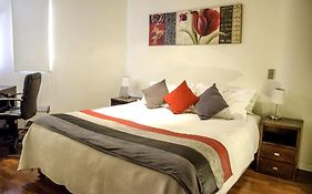San Ignacio Suite Apartments Santiago