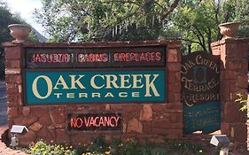 Oak Creek Terrace Resort Sedona Arizona