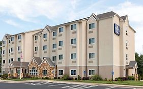 Microtel Hotel Searcy Arkansas