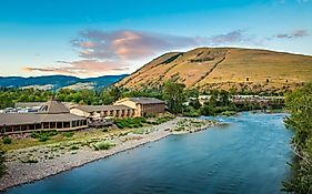 Double Tree Hotel Missoula Mt