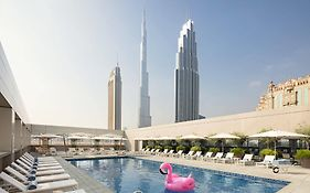 Rove Downtown Dubai Hotel