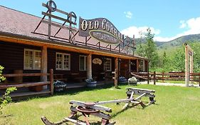 Old Corral Hotel & Steakhouse Centennial Wy