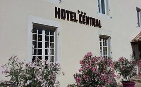 Hotel Central Chaunay