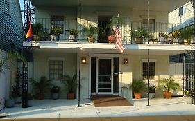 Empress Hotel in New Orleans