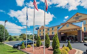 Comfort Inn Hillsville Virginia