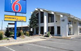 Motel 6 Madras Oregon