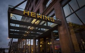 The Hewing Hotel