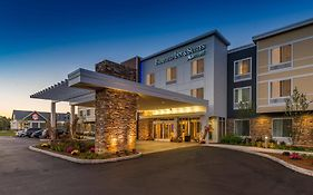 Fairfield Inn And Suites Plymouth Nh
