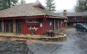 Boulder Lodge June Lake
