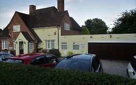 Coppers End Guest House Lichfield 4* United Kingdom